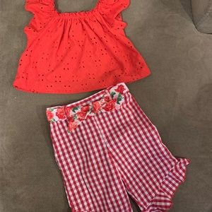 Other - Toddler girls outfit